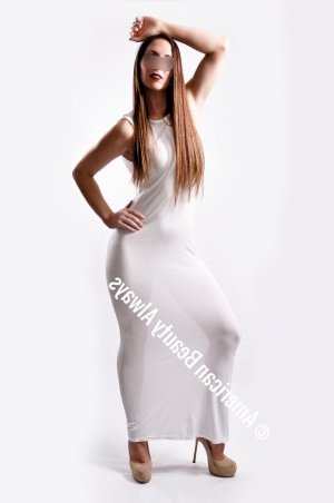 Muzeyyen greek escorts in Longview, TX